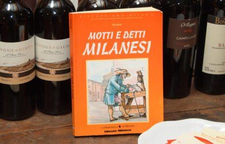 Motti e detti milanesi al Galeria Antica Trattoria ristorante