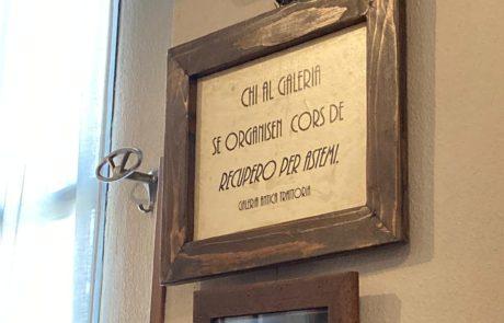 Cerca tutti i nostri cartelli in milanese al Galeria Antica Trattoria