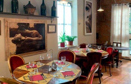 Galeria Antica Trattoria foto ristorante milanese